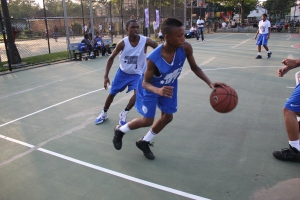 Nike Swoosh Basketball League | Bunky Reid All-Stars